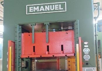200 t EMANUEL <br />Modello: DEA 200/1300