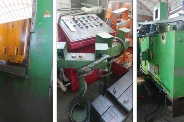 350 t  RADAELLI <br />Modello: 350 ton